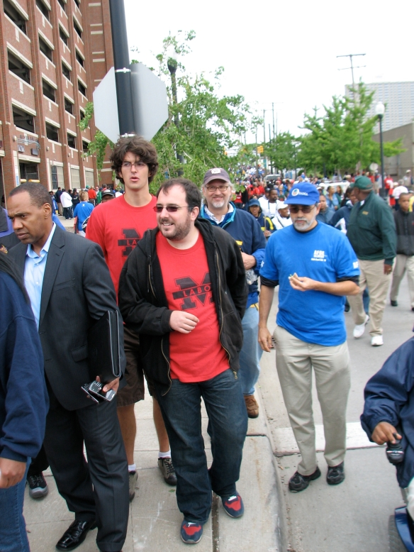 WCAT Members at Labor Day Parade